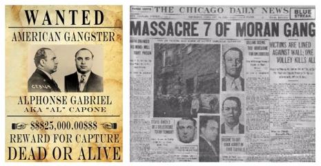 Al Capone en Chicago